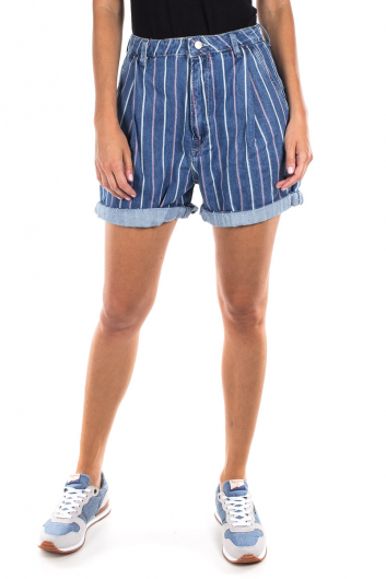 AURORA SHORT STRIPE