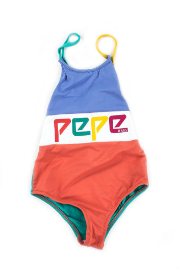 LOGO SWIMSUIT